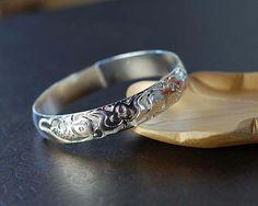 bracelet bracelet  Miao silver bracelet mermaid