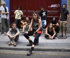 Concierto de Canteca de Macao en L'hospitalet de Llobregat.  Salamandra 1, Hospitalet de Llobregat  20 abril 2012 a las 22:30h.