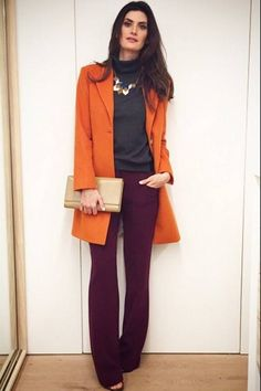 Isabella Fiorentino ensina truque de moda para parecer mais magra