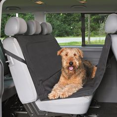 Trixie Car Seat Cover, Heatable, 1.45X1.60 M, Black