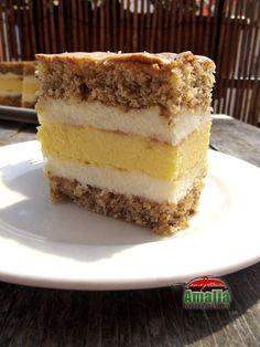 Sweets Recipes, Cake Recipes, Food Cakes, Tiramisu, Cheesecake, Cooking, Ethnic Recipes, Ideas, Pastries