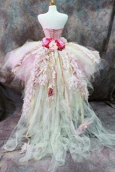 Fashion. Ballerina.