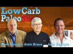John Bagnulo is a highly qualified Ph.D. in Human Nutrition and Food Science whose hands on approach and dedication to good health have lead him from Veganism to wholly embracing the Paleo and Low Carb lifestyle.  http://lowcarbpaleoshow.com/?p=192702