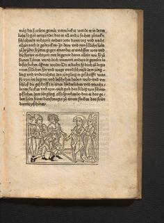 Leonardus Brunus Aretinus  De duobus amantibus Guiscardo et Sigismunda, deutsch  Augsburg: Johann Bämler, 1482