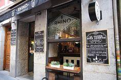 Rhino Wild Bar & Bistró Madrid