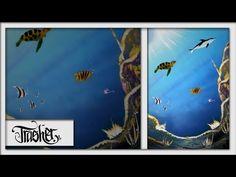 Underwater Spray Paint Art by: Trasher - YouTube
