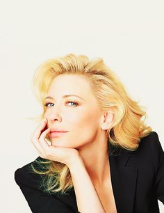 Cate Blanchett love of my life... I had to post her 3 times... she is everything an actress should be.