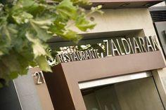 Zaldiaran, restaurante Restaurants