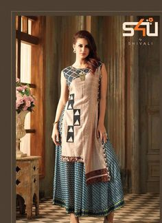 2cd81a41d7 4u La Exotic best designer kurti wholesale surat#IndianClothStore  #IndianDress #ChuridarDress #pakistani