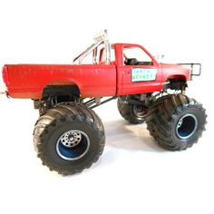 Chevy Car Crusher Truck, $142, now featured on Fab.