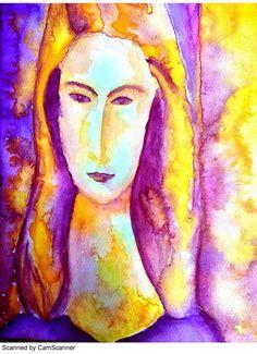 Modigliani parafrázis
