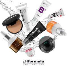 pHformula's products are multifunctional, simple to use, easy to apply and based on the most advanced skincare knowledge around. For more information on the benefits and application of pHformula's multifunctional products, contact your pHformula skin specialist. #pHformula #skinresurfacing #multifunctional #skincare New Year 2017, Happy New Year 2019, Skin Resurfacing, Skin Specialist, Multifunctional, Serum, How To Apply, Skin Care, Knowledge