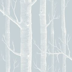 Woods 103/5022 - Whimsical - Cole & Son for Narnia