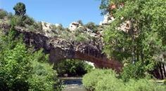 View the Ayers Natural Bridge near Douglas, Wyoming--one of Wyoming's first tourism attractions. Learn more at http://www.wyomingtourism.org.