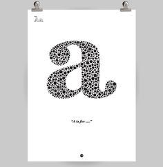 """""""A is for..."""""""