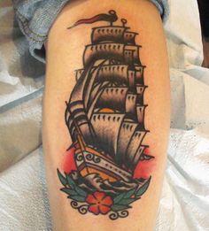 tattoo sirene old school - Recherche Google