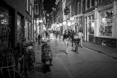 Amsterdam Nights - http://www.jamaln.com/amsterdam-nights/ - #AMS, #Amsterdam, #Canon, #Holland, #Night, #Street, #Travel