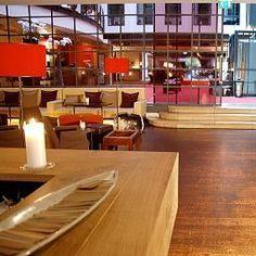 Das Hotel Gastwerk - Hamburg's erstes Design Hotel  eingebettet ins Kohlelager des ehemaligen Gaswerkes