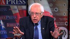 Bernie Sanders Interview With Iowa Press