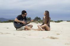 Ensaio fotográfico casal Rafa e Marcelly Praia do Rosa-SC @sirefotografia