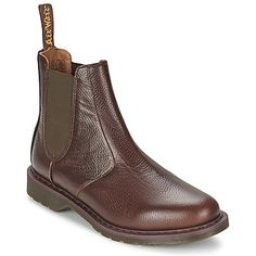 The Oscar Victor brown leather ankle boot for men by Dr Martens has classic style but a modern feel.   look at This Collection of Best of Designer Fashion Sneakers here http://mylovelyproduct-2.blogspot.com/2014/12/bestofdesignerfashionsneakers.html