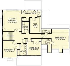 Plan 500022vv simple 4 bedroom modern farmhouse plan farmhouse plan 500022vv simple 4 bedroom modern farmhouse plan malvernweather Choice Image