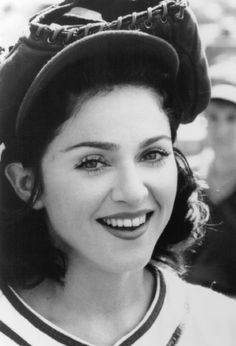 Madonna in A League Of Their Own