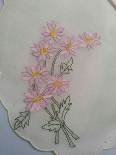 17 Best images about Shadow Work Saree Embroidery Design, Hand Embroidery Flowers, Embroidery Works, Hand Embroidery Stitches, Vintage Embroidery, Embroidery Techniques, Embroidered Flowers, Cross Stitch Embroidery, Machine Embroidery