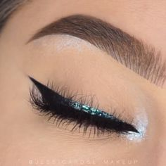 So pretty! Korean Eye Makeup, Smoky Eye Makeup, Smokey Eye Makeup Tutorial, Eye Makeup Steps, Eye Makeup Art, Eyeliner Tutorial, Eyebrow Makeup, Skin Makeup, Eyeshadow Makeup