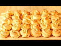 Лёгкий Рецепт ТВОРОЖНОГО Печенья🌼! Печенье из ТВОРОГА Цветочки – вкусное и нежное! Curd Cookies - YouTube Farmers Cheese, Yams, Biscotti, Cookie Recipes, Food And Drink, Vegetarian, Make It Yourself, Cookies, Baking