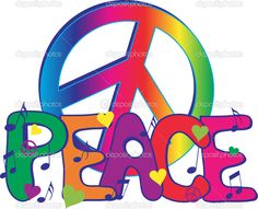 Peace~All we need is love!                                                                                                                                                                                 More