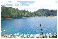 Lagunas de montebello , Chiapas - México