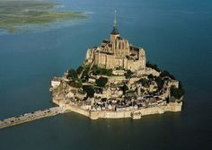 Mont Saint Michel, Most Amazing Place On Earth