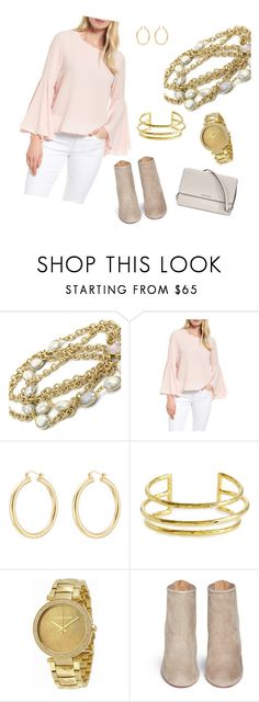 """""""Transition from work to play"""" by ulkarocks ❤ liked on Polyvore featuring Vince Camuto, Isabel Marant, Argento Vivo, Michael Kors and Aquazzura"""