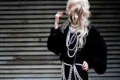 【STREET SNAP】ERIKO NAKAO   ストリートスナップ   原宿(東京) 