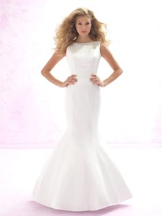 Madison James #MJ114. Available @ LOWS BRIDAL.