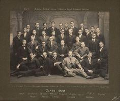 F&ES Class of 1909