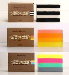 Wary Meyers Soap Collection via happymundane.com