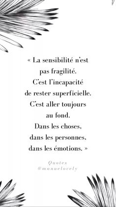 Citation / quotes - Elisa G - Self Love Quotes, Me Quotes, Quotes To Live By, Image Emotion, Quote Citation, Something To Remember, French Quotes, Meaning Of Life, Learn French