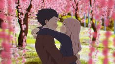 A Silent Voice - Shoya Ishida & Shoko Nishimiya Scott Pilgrim, Koe No Katachi Anime, A Silence Voice, A Silent Voice Anime, The Voice, Film D'animation, Fanarts Anime, Sasunaru, Cute Anime Couples