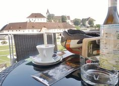 Kulturfrühstück in St. French Press, V60 Coffee, Brain, Cycling, Coffee Maker, Kitchen Appliances, Home, The Brain, Coffee Maker Machine