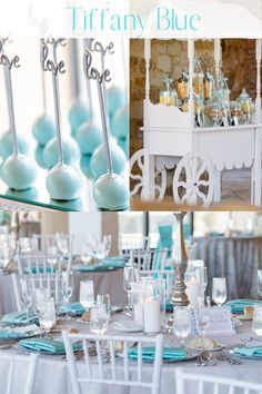 Everyone loves Tiffany blue! Here are some ways to incorporate it into your wedding theme! Orlando Wedding Venues, Florida Wedding Venues, Blue Wedding, Wedding Colors, Dream Wedding, Tuscan Wedding, Central Florida, Tiffany Blue, Event Venues