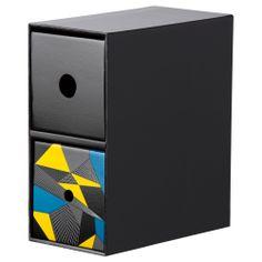ORDNA Mini chest with 2 drawers - IKEA