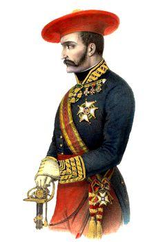 Carlists General Zumalacarregui