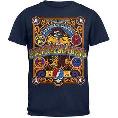 Grateful Dead - Closing of Winterland T-Shirt