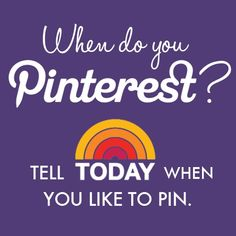 Tell the TODAY show how they can use Pinterest better! (comment here: http://pinterest.com/pin/351475533/)