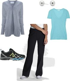 """Saturday Simple"" by c-felice on Polyvore"