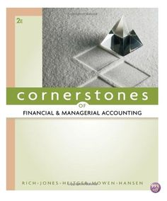 Solution manual download only for managerial accounting title solution manual for cornerstones of financial and managerial accounting 2nd edition by rich edition fandeluxe Gallery