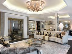 $73 Million Penthouse With Views of Big Ben - The New York Times