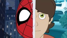 Take a First Look at the New Animated Spider-Man Series!